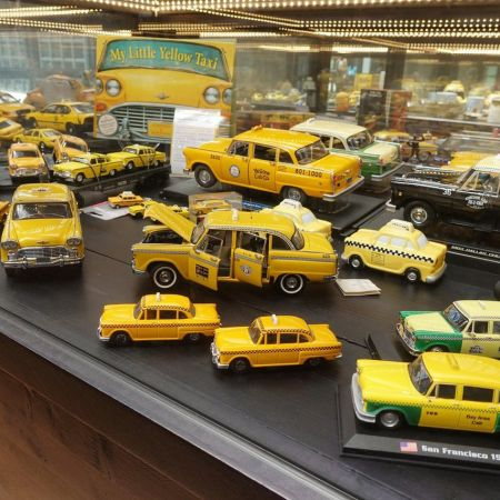 Taxi Museum