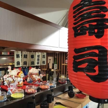 Chinamotor sushi conveyor truck