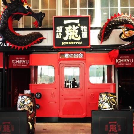 Customer Case Studies - Ichiryu Ramen(Food Delivery System Turnable Line Type)