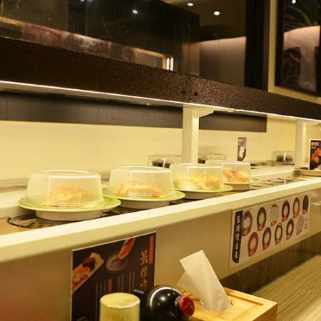 KSIH Sushi&Automated Delivery System.