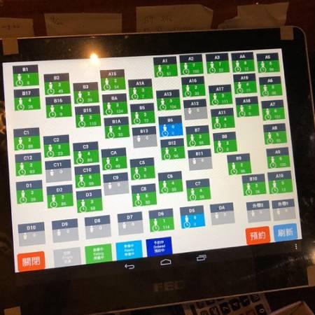 Tablet Ordering System - tsyhotpot