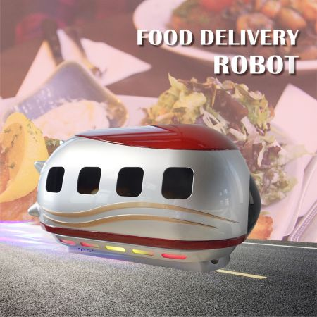 Food Delivery Robot - Leading the latest trend of global catering technology!