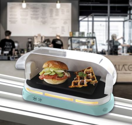 Food Delivery Robot. C2 - Food Delivery Robot - C2 Classic ver.
