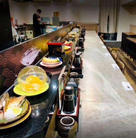 Nakayoshi magnetic conveyor belt