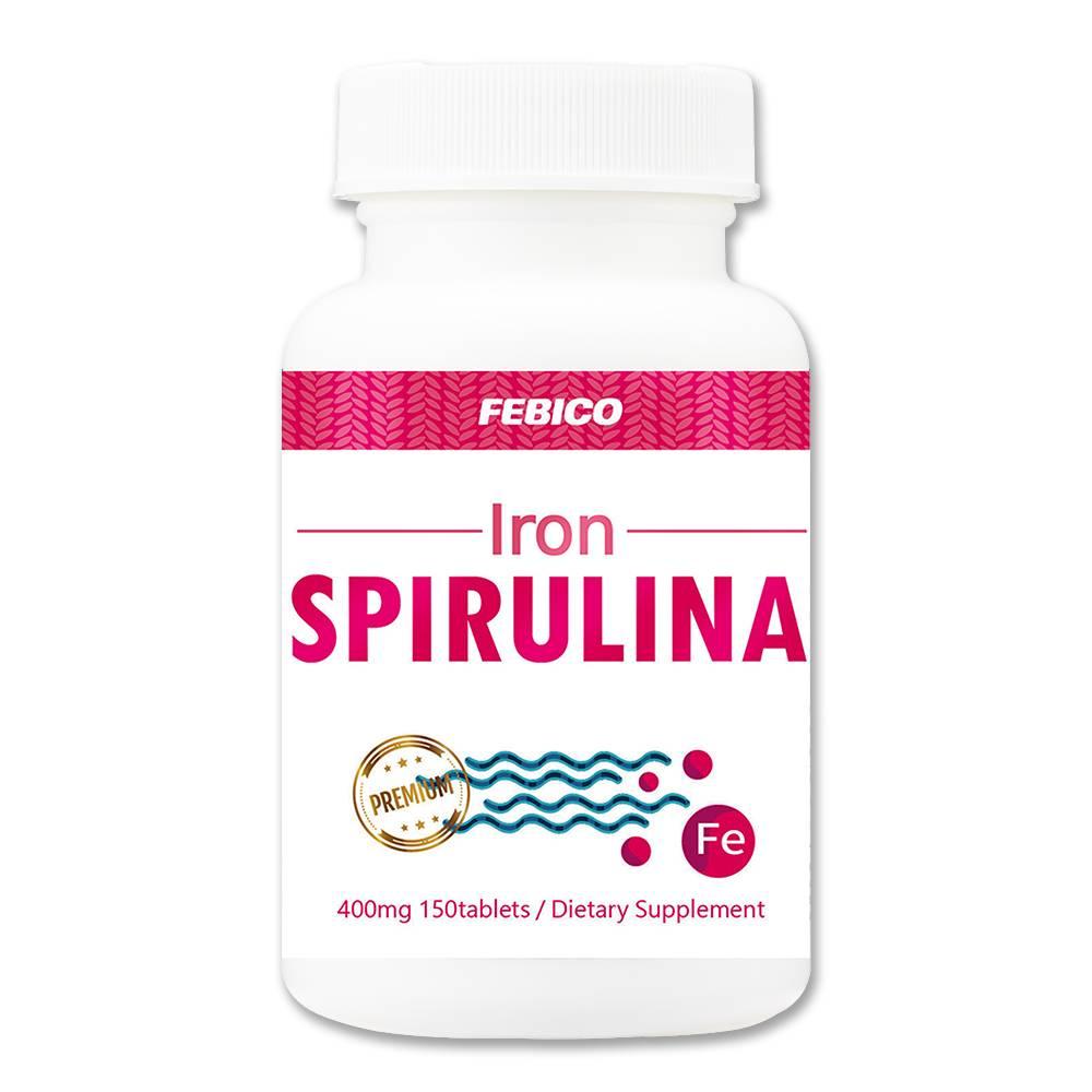 Febico Iron Spirulina - FEBICO Iron Spirulina