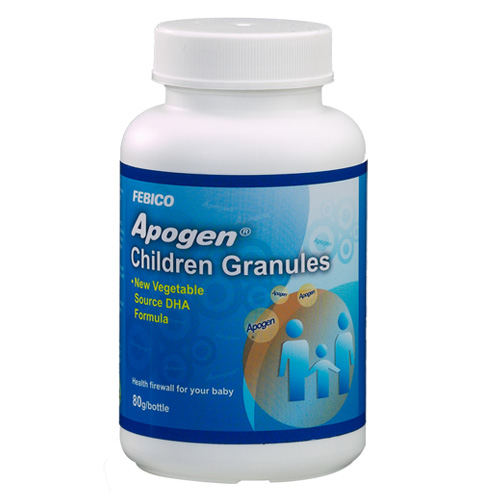 Apogen ® Children Apogen - Apogen ® Children Granule