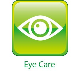 Augenpflege - Nahrungsergänzungsmittel mit Lutein und Zeaxanthin