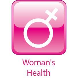 Gesundheit der Frau - Vitalität und gute Laune