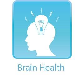 Saúde do Cérebro - Força cerebral, nutrientes saudáveis para o cérebro