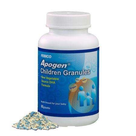 Apogen® Granulki dla dzieci - Apogen Wsparcie odporności dzieci