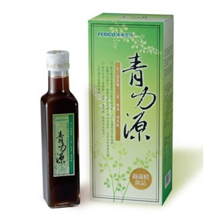 CGF Drink (Chlorella Growth Factor) - FEBICO CGF Drink