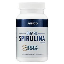 Febico Spirulina aus kontrolliert biologischem Anbau A + - FEBICO Spirulina aus kontrolliert biologischem Anbau A +