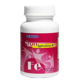 Spirulina ferro - FEBICO Spirulina ferro