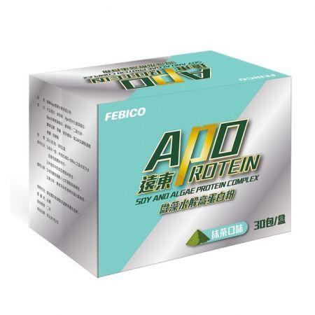 Praf de agitare proteică - Pulbere de FEBICO proteică FEBICO