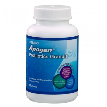 Apogen ® Probiotika, probiotische Bakterien Granulat - Apogen ® Probiotika, probiotische Bakterien GRANULES