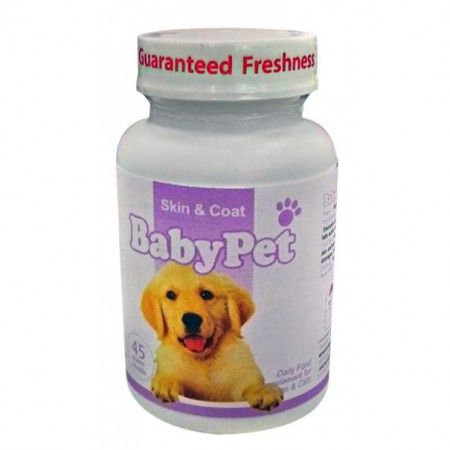 Baby Pet Skin & Coat Care Granules