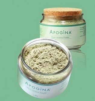 Apogina® Phyco-radiance polvere - Maschera viso peel-off alle alghe
