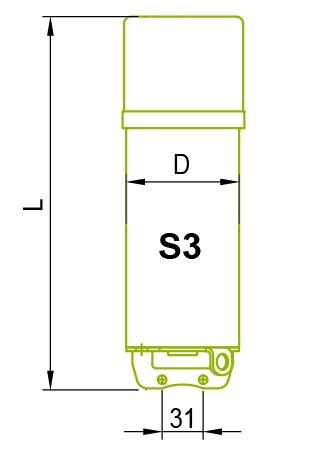 S3 แอคชูเอเตอร์