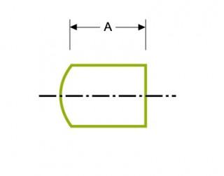 자동 튜브 용접 : 캡