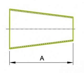 Concentric Reducer 3A