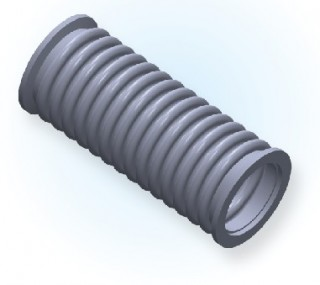 KF Compressible Bellow Connections
