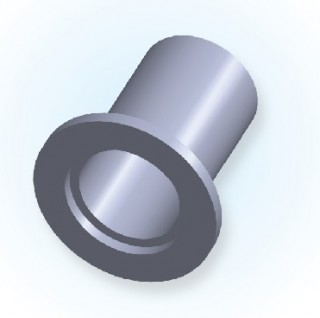 KF Long Weld Stub (Europe) Flange