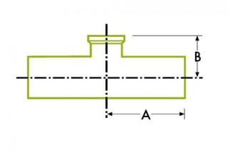 لحام الأنبوب الأوتوماتيكي: منفذ قصير لربط المشبك الصحي لتقليل نقطة الإنطلاق