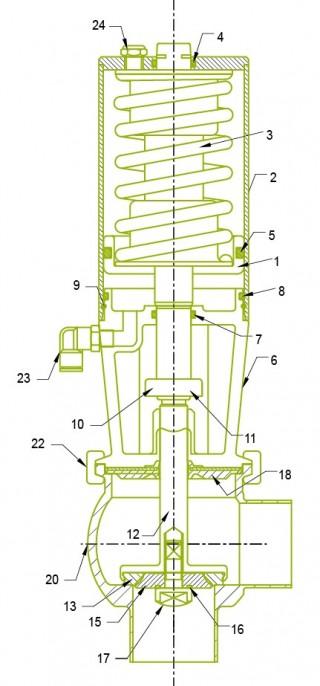 오리지널 시트 밸브