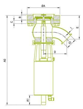 오리지널 탱크 밸브