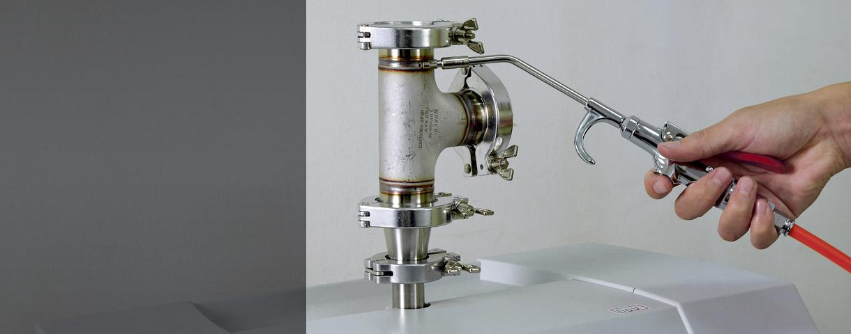 Vakuum    Komponenten