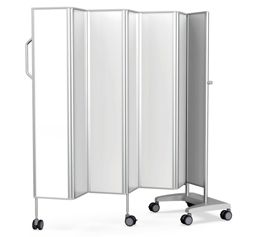FORTRISS Privacy Medical Folding Screen.