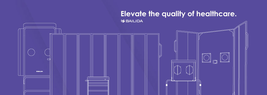 BAILDIA offers products to utilize hospital space.
