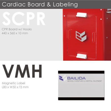 Cardiac Board & Labeling.
