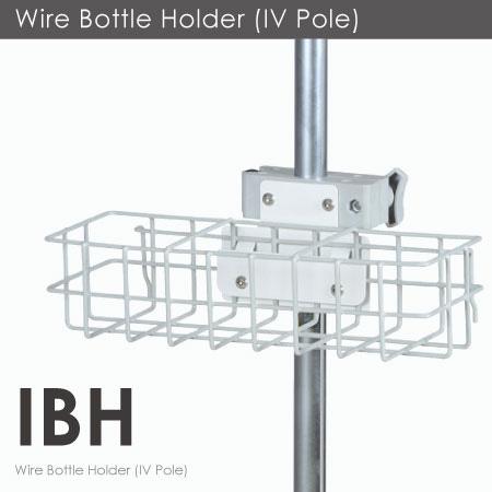 Wire Storage Basket (IV Pole).