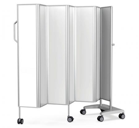 FORTRISS Privacy Medical Folding Screen - FORTRISS Privacy Medical Folding Screen.