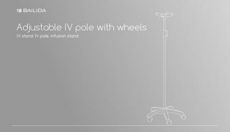 IV Pole - IV Pole.