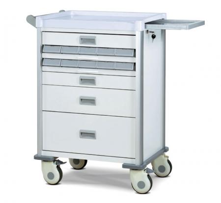 Practical Medical Cart for Rounding