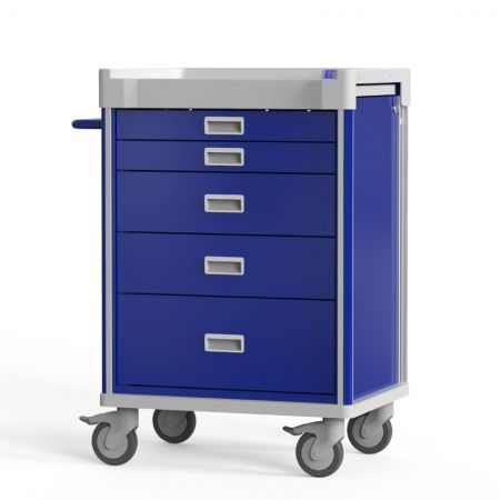 Practical Anesthesia Cart with Comprehensive Accessories (MX Series)