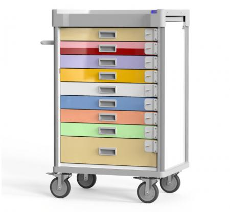 Pediatric Emergency Cart (MX Series) - Life-saving partner for pediatrics.