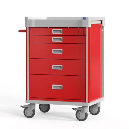 Practical Emergency Cart (MX Series)