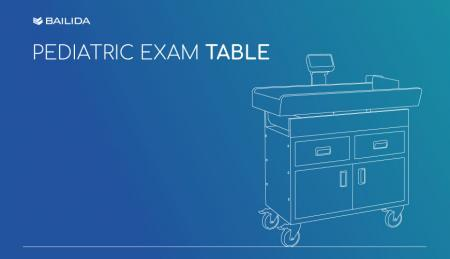 Pediatric Exam Table - Pediatric Exam Table.