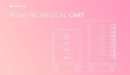 Pediatric Medical Cart