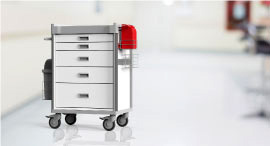 Procedure Cart (MX Series)
