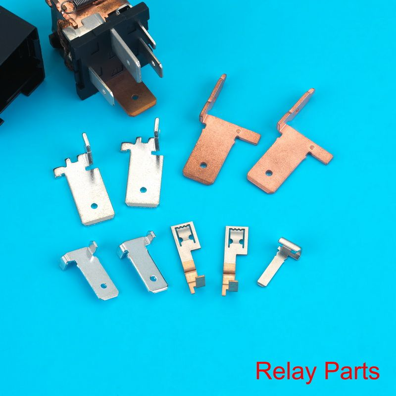 Battery Hold & Relay Part Application
