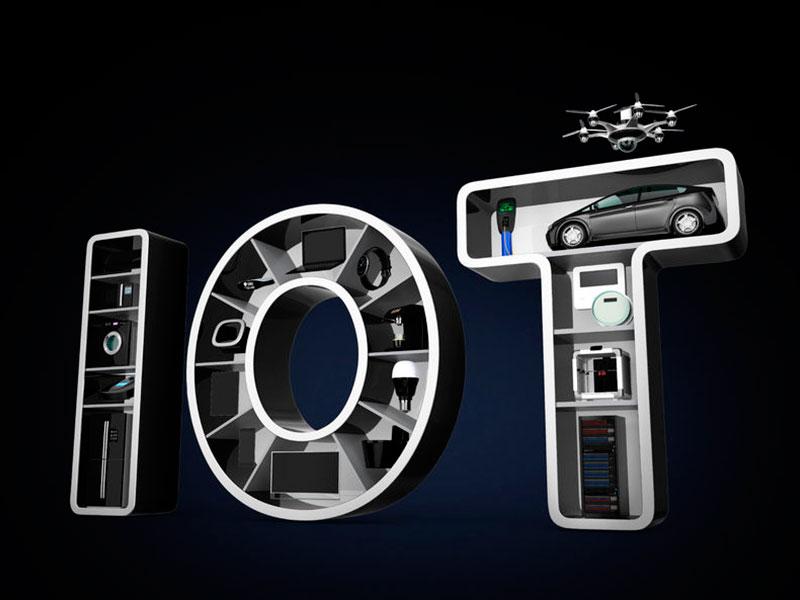 Connexion de signal IoT