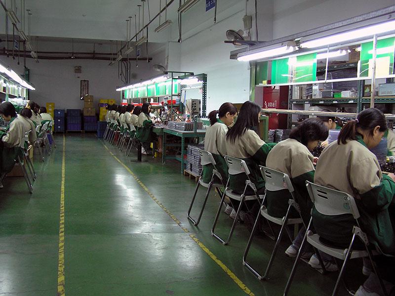 خط تولید
