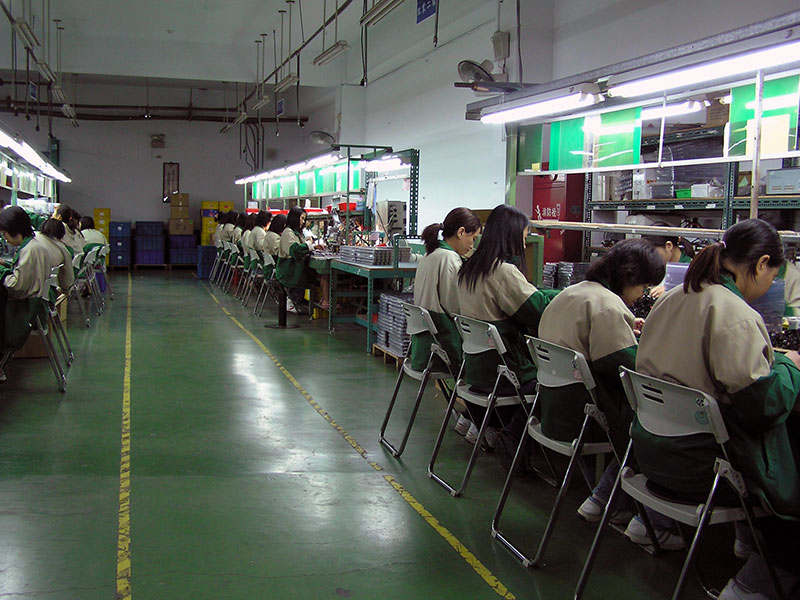 Ligne de production