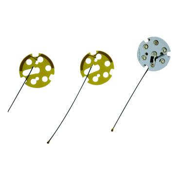 Antenne interne utilisant dans la LED - Antenne interne utilisant dans la LED