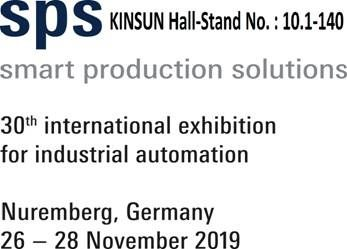 SPS Smart Production Solutions 2019