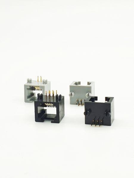 جک PCB ورودی جانبی - جک PCB ورودی جانبی